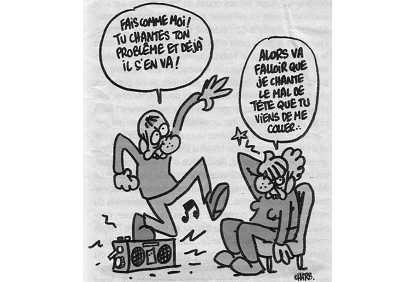24 Démarche # Télérama N°2682 06Juin2001