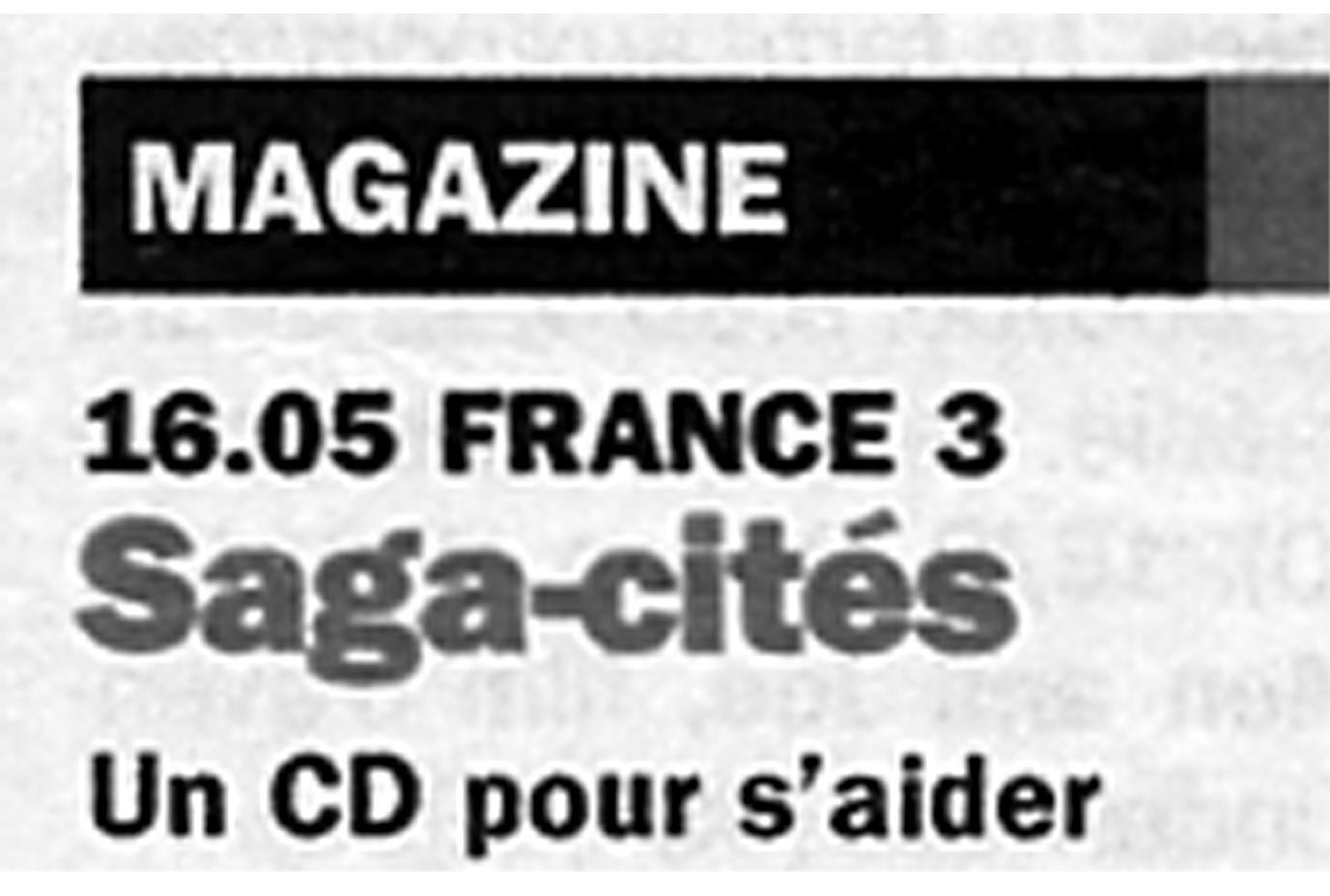 26 Film 12' # Télérama N°2672 28Mars2001