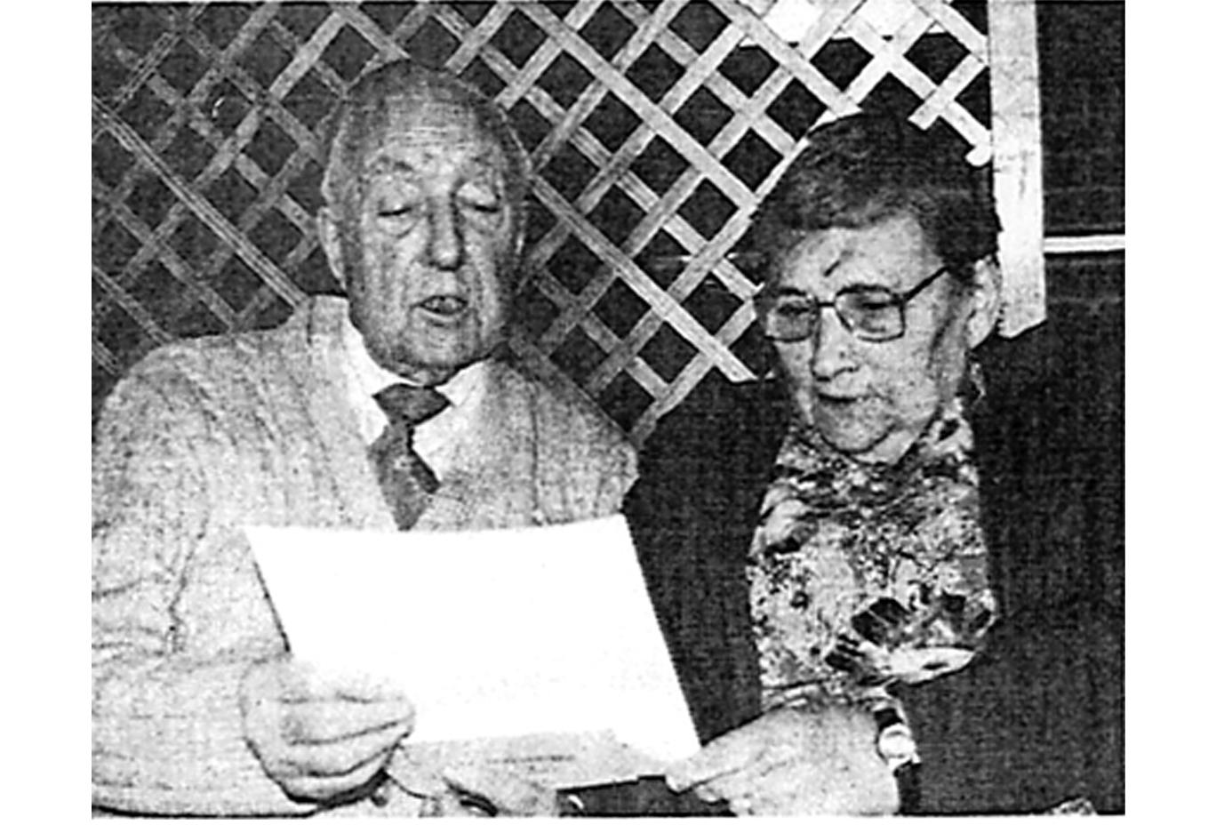 29 Gisèle et Léon # NE 16Mars2000